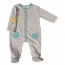 Moulin Roty - Habits - Les Tartempois - Nao Pyjama gris